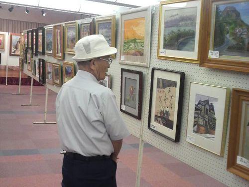 2010北区救援美術展