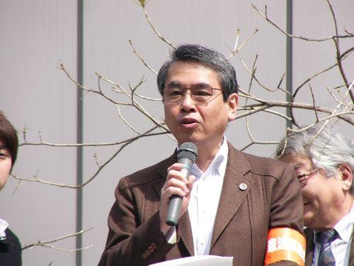 松山代表幹事 エクス